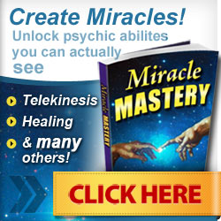 Learn psychic abilities that you can actually see.