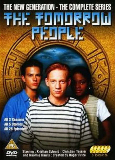 The Tomorrow People Reboot from the 1990's